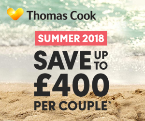 Thomas Cook promotional code